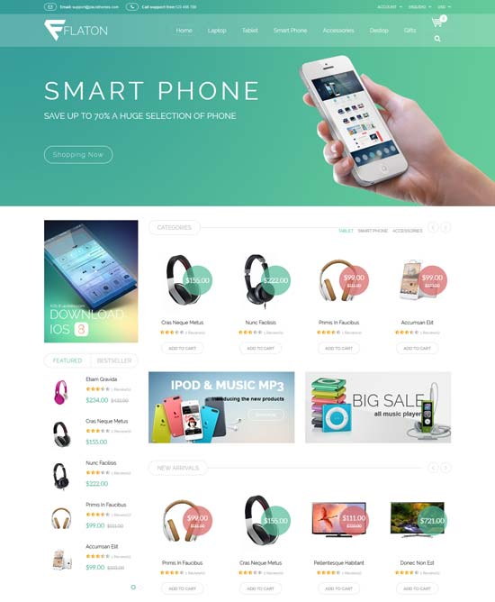 trang web bán phụ kiện điện thoại