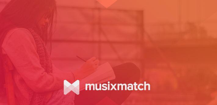 Ứng dụng nghe nhạc Musixmatch
