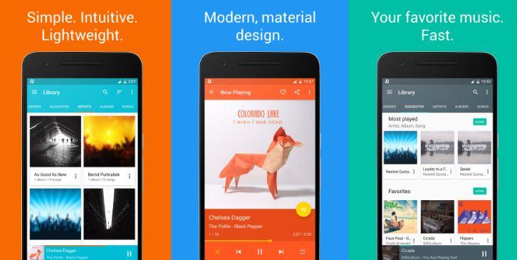 App Shuttle Music