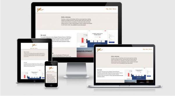 Responsive Web Design (RWD).