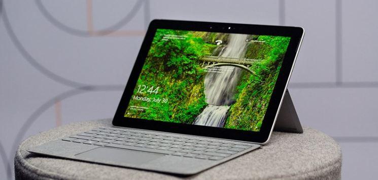 Máy tính bảng Microsoft Surface Go