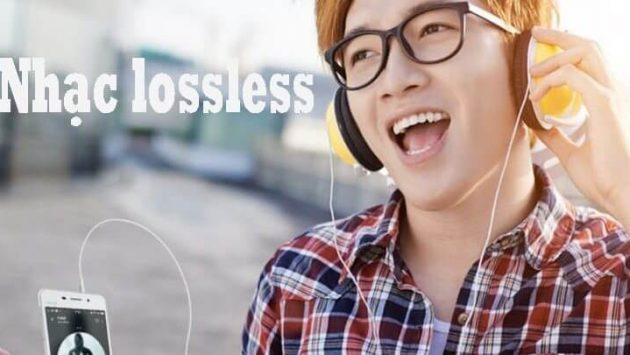 chất lượng nhạc lossless