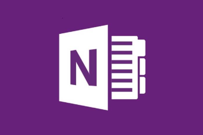 Ứng dụng ghi chú onenote