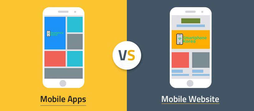 chọn mobile web hay mobile app
