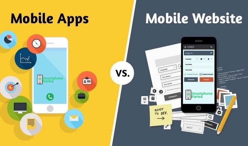 Mobile Web và Mobile App?