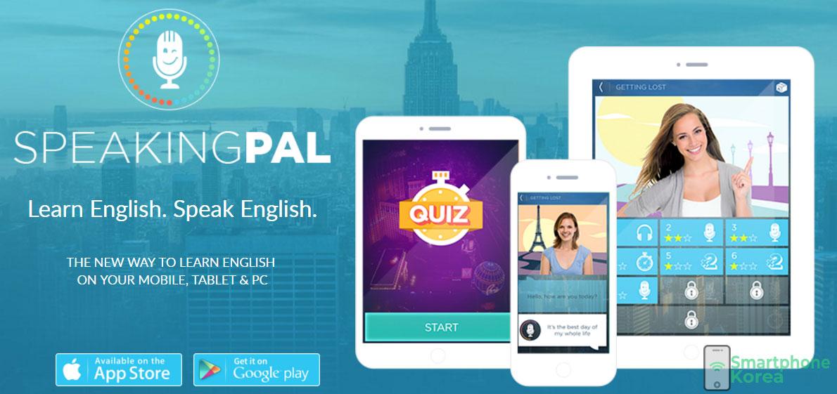 SpeakingPal English Tutor
