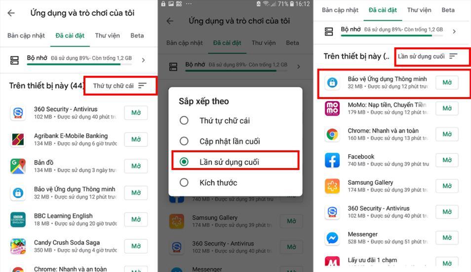 Xác định ứng dụng tạo quảng cáo bằng Google Play