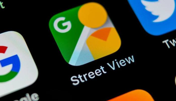 Ứng dụng chụp ảnh toàn cảnh - Google Street View